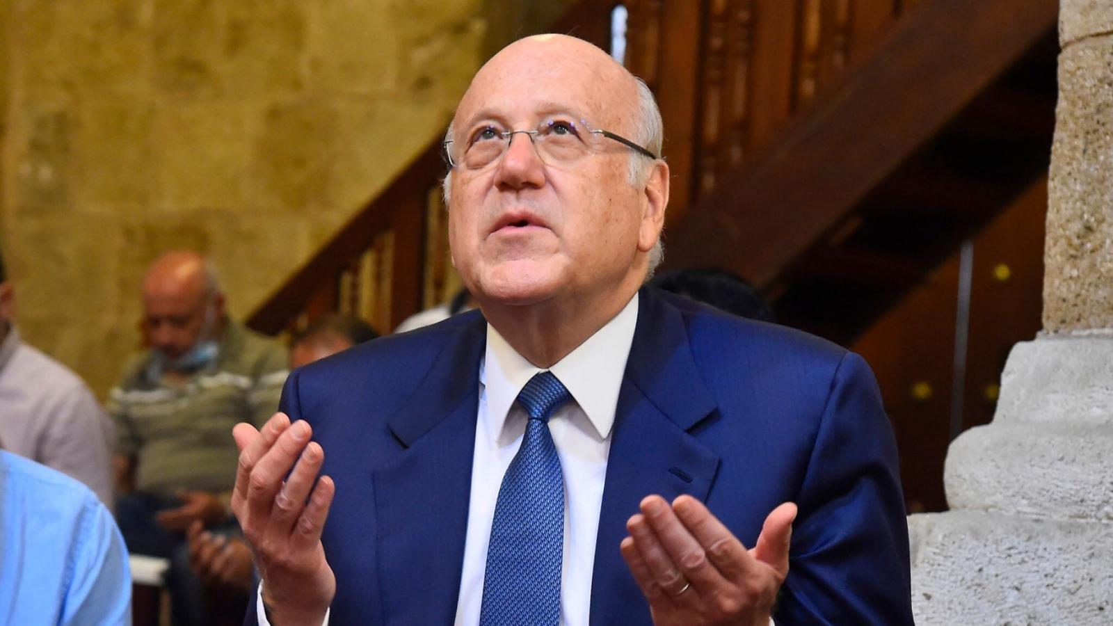 Lebanon kêu gọi ngăn chặn Israel khoan thăm dò dầu khí ở khu vực tranh chấp