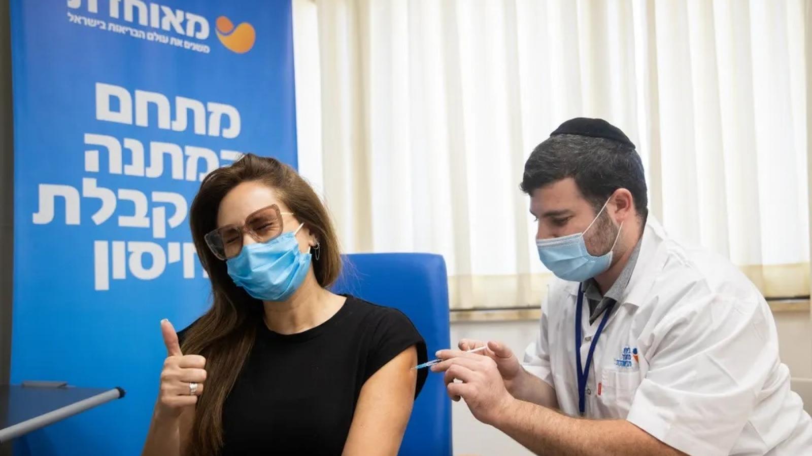 Israel: 90% bệnh nhân Covid-19 nặng nhất chưa được tiêm chủng