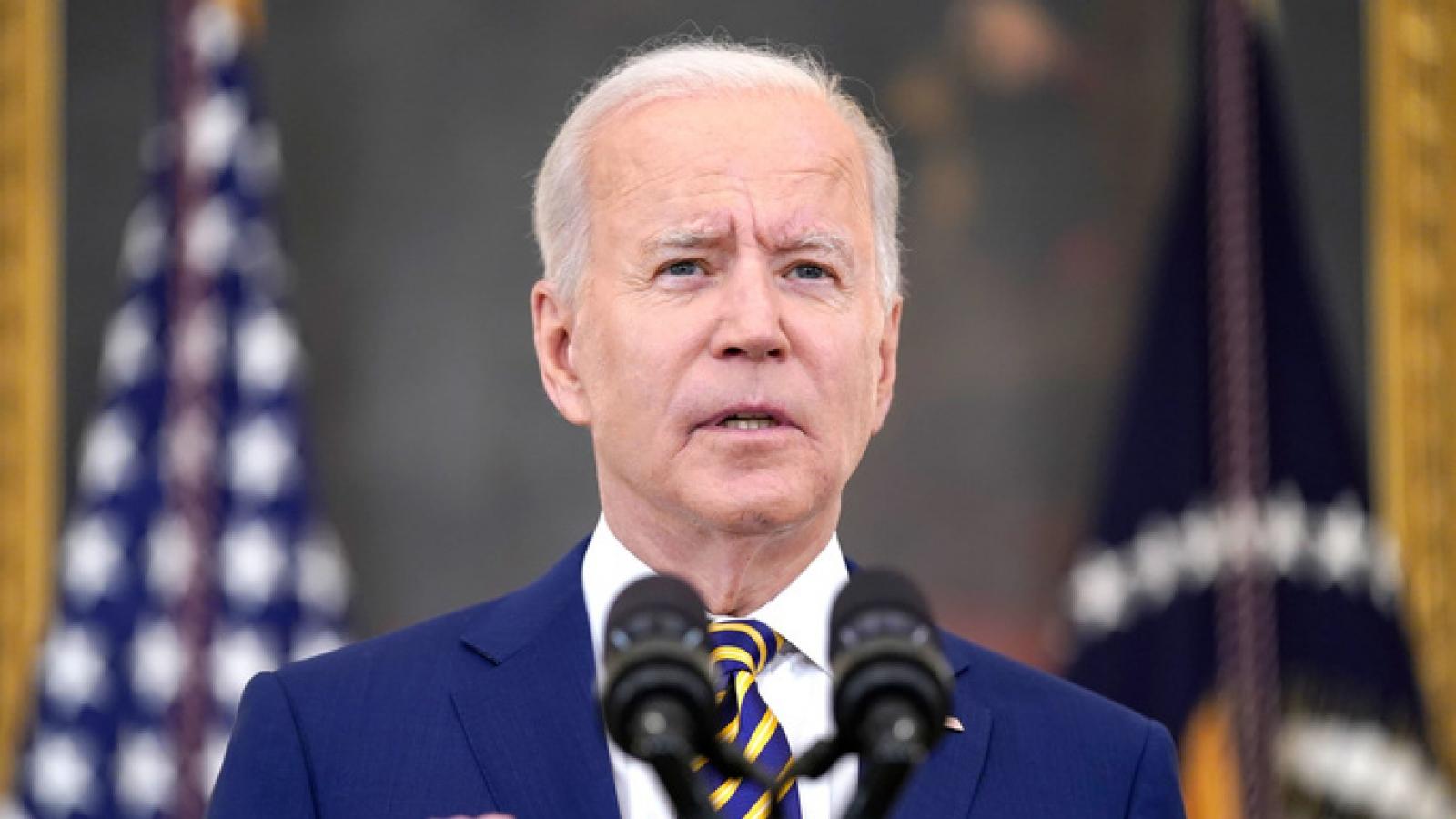 Tổng thống Mỹ sắp công bố chiến lược ngăn chặn sự lây lan của biến chủng Delta