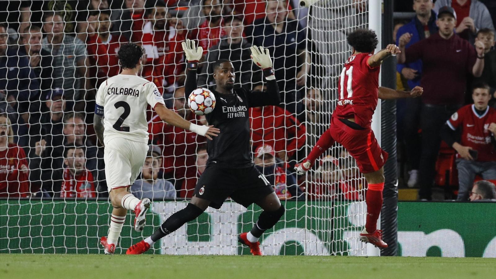 Kết quả Champions League: Liverpool, Man City rủ nhau thắng kịch tính