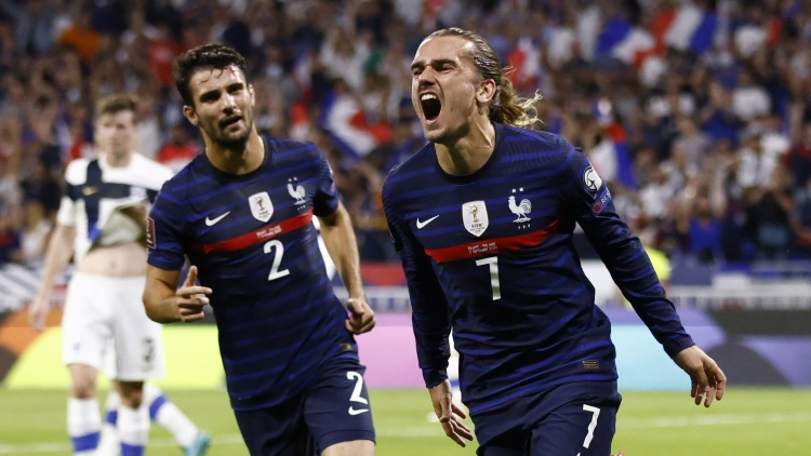 Vòng loại World Cup 2022: Pháp, Hà Lan, Bồ Đào Nha thắng tưng bừng