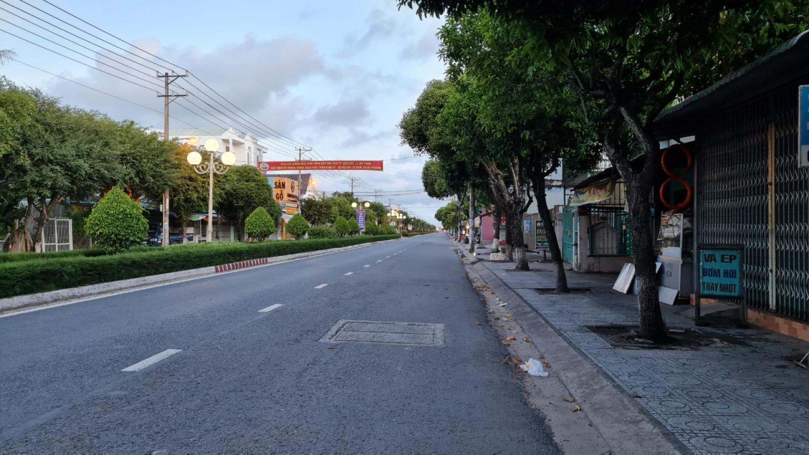 Kiên Giang chuyển 10 huyện, thị thực hiện giãn cách theo Chỉ thị 19