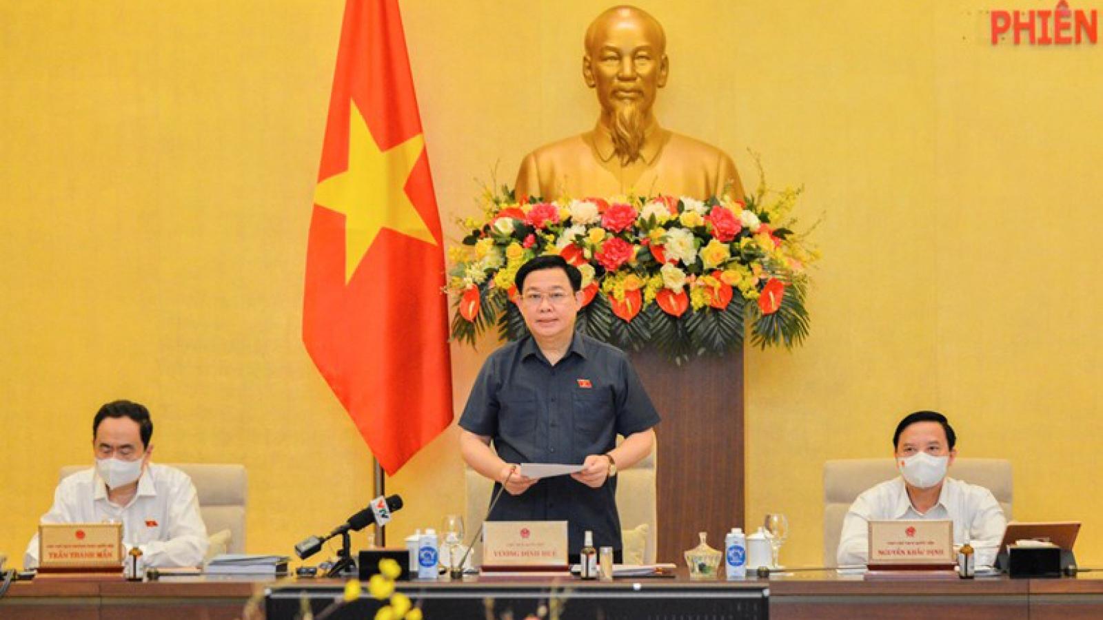 Thường vụ Quốc hội sẽ xem xét thành lập thành phố Từ Sơn, tỉnh Bắc Ninh