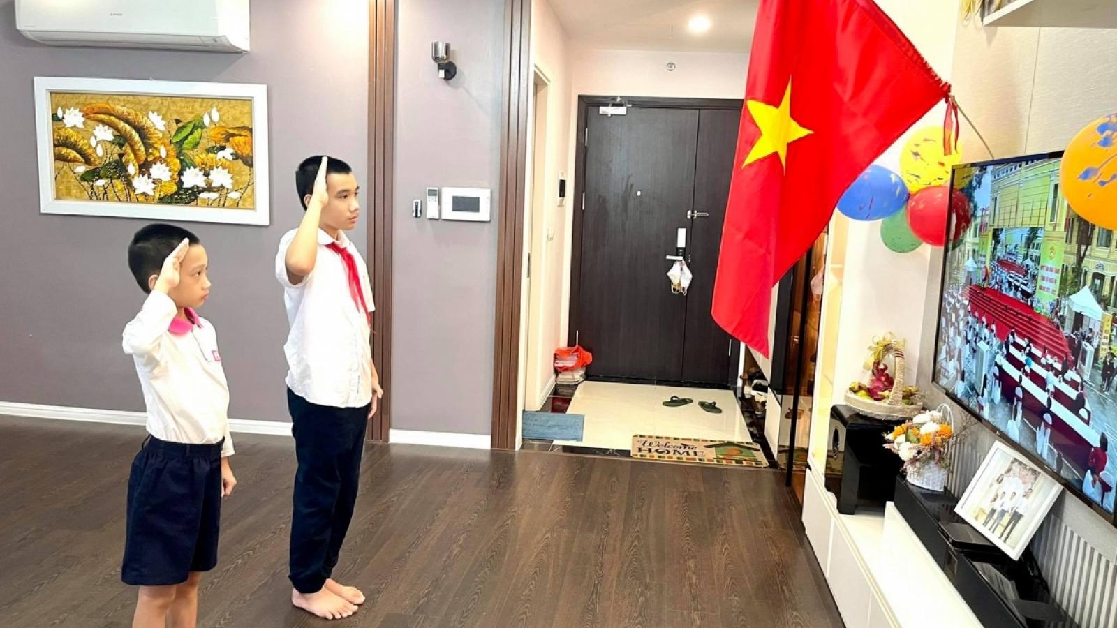 Tâm sự của Bộ trưởng Nguyễn Kim Sơn về ngày khai trường đặc biệt