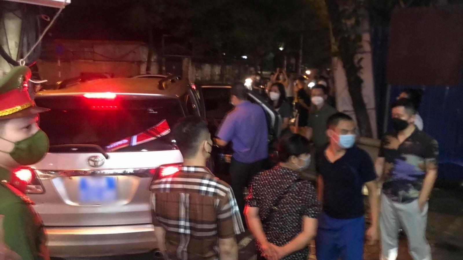 Bắt tạm giam nguyên Trưởng Công an quận Tây Hồ, Hà Nội