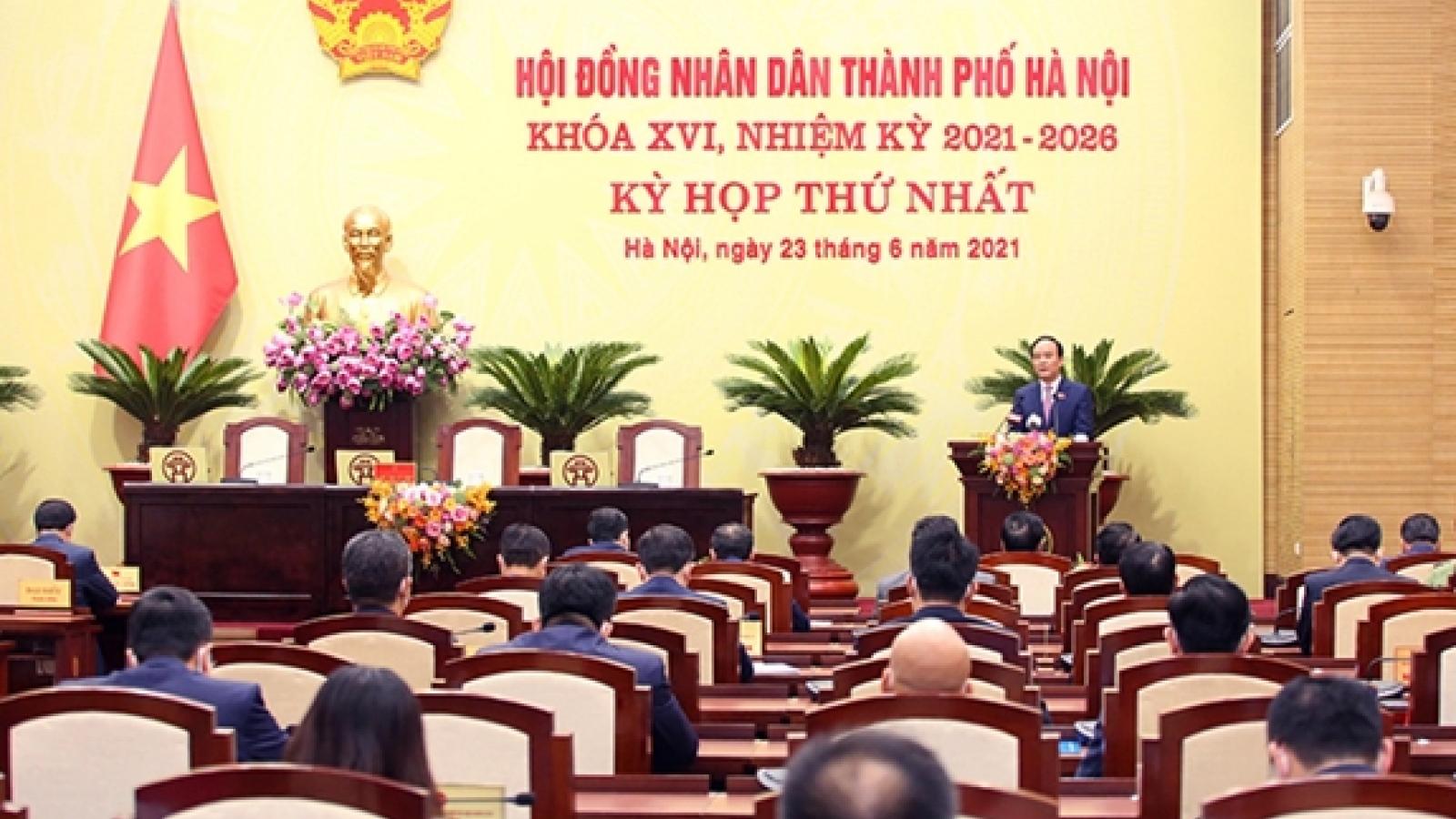 Hà Nội tiếp tục điều chỉnh thời gian kỳ họp thứ 2 HĐND Thành phố khóa XVI