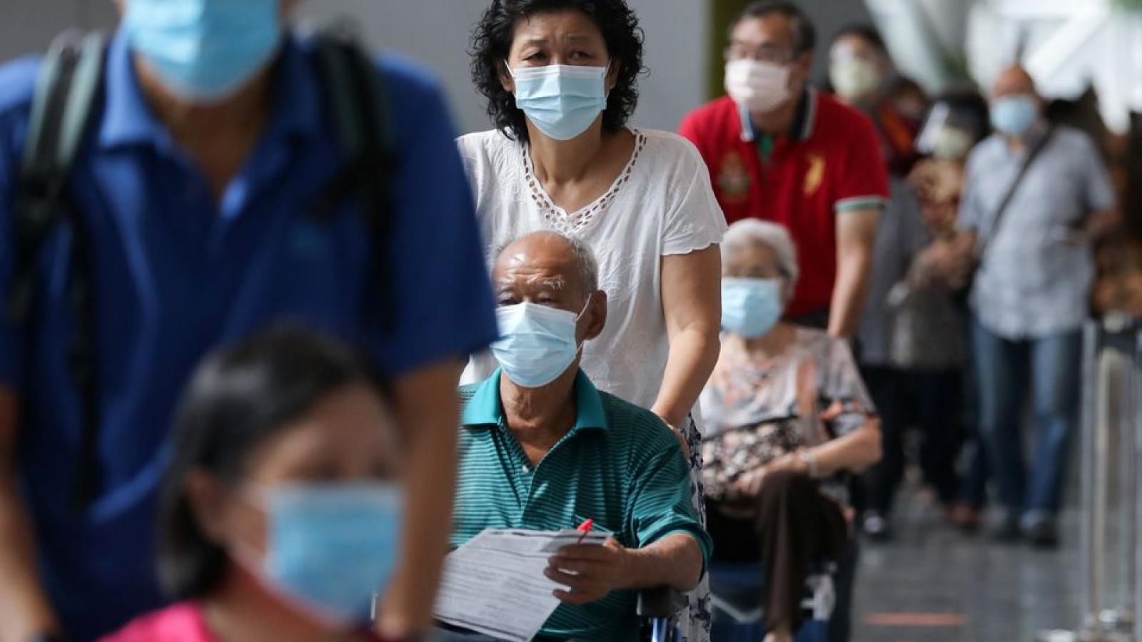 Malaysia sẽ triển khai mũi vaccine tăng cườngtừ tháng 10