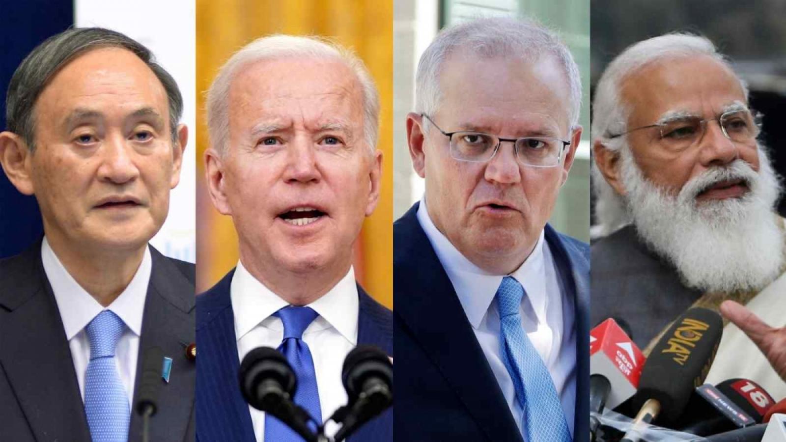 Tổng thống Mỹ Joe Biden sẽ chủ trì cuộc họp nhóm Bộ Tứ