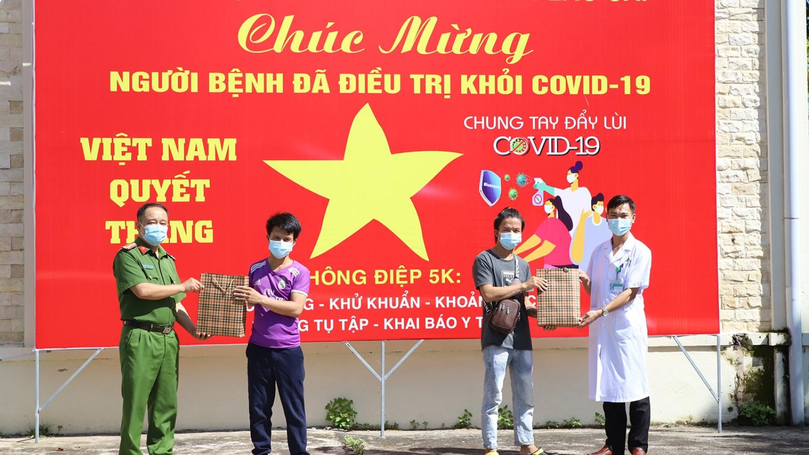 100% bệnh nhân mắc Covid-19 ở Lào Cai đều đã ra viện