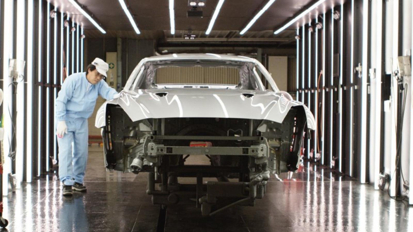 """5 nhà sản xuất ô tô """"hợp sức"""" phát triển ngành ô tô Nhật Bản"""