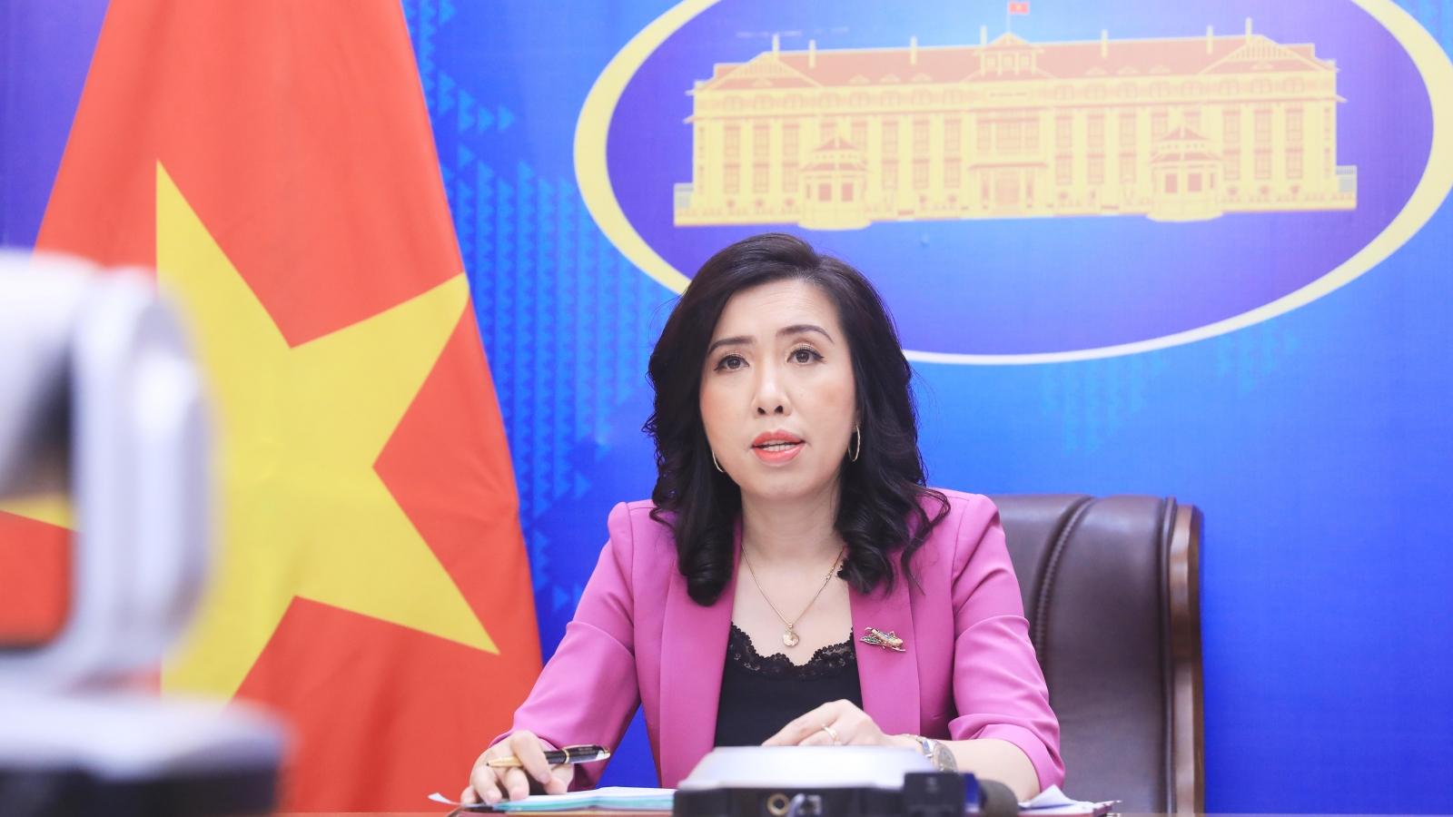 Việt Nam lên tiếng về chiến lược Ấn Độ Dương - Thái Bình Dương của EU