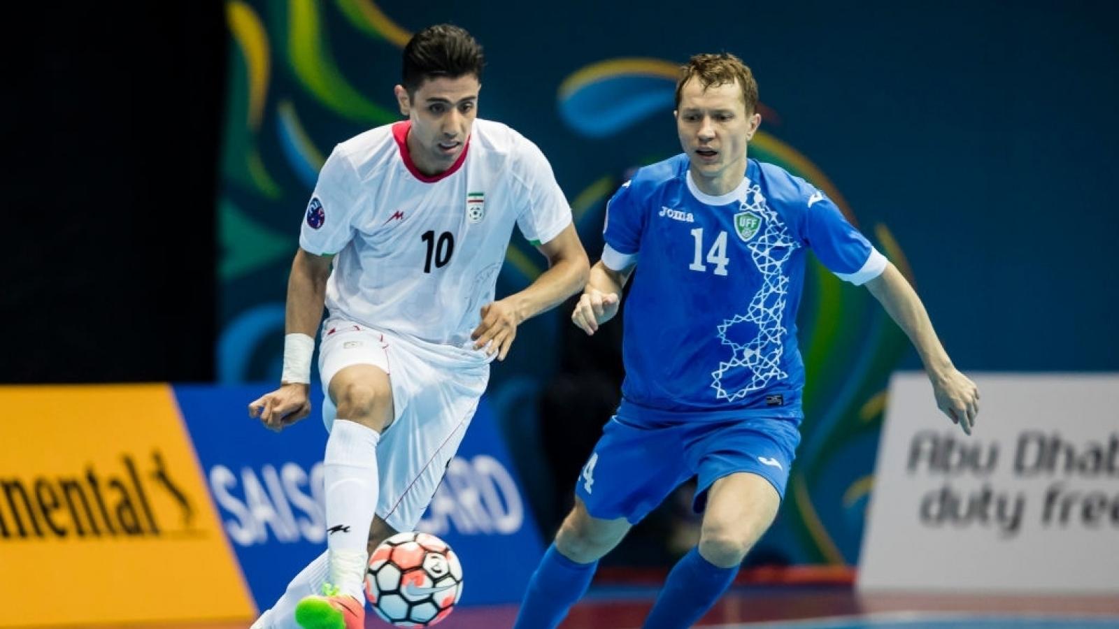 """Lịch thi đấu bóng đá hôm nay (24/9): """"Derby châu Á"""" tại Futsal World Cup"""