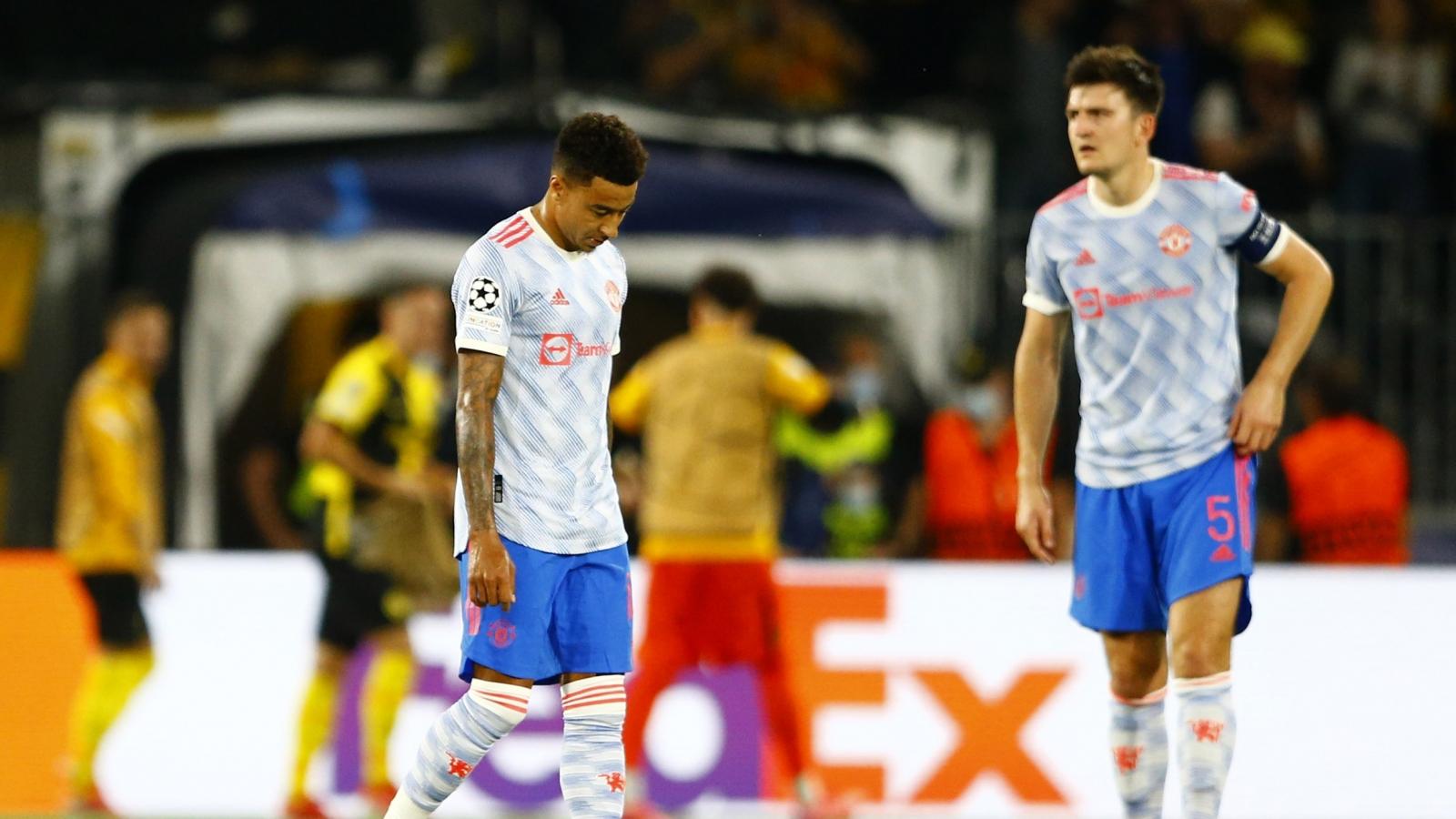 Lingard viết tâm thư sau sai lầm khiến MU thất bại ở Champions League