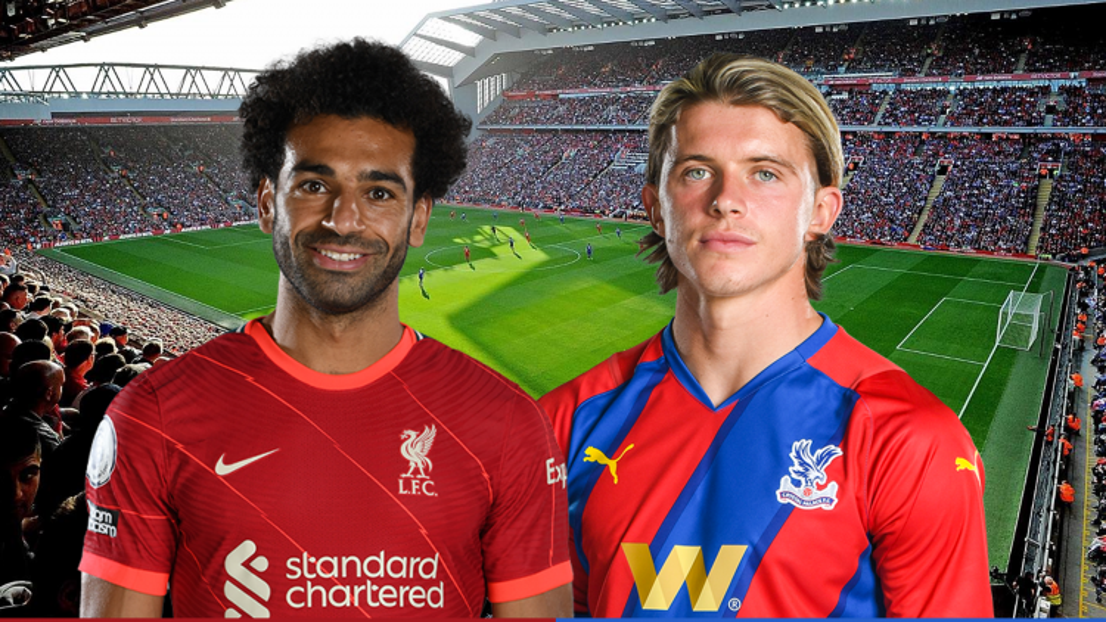 Dự đoán tỷ số, đội hình xuất phát trận Liverpool - Crystal Palace