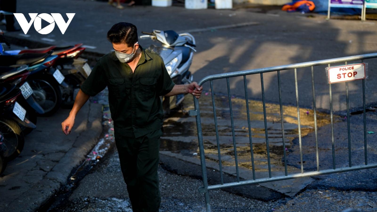 Ngày 23/9, Việt Nam ghi nhận 9.472 ca mắcCOVID-19 mới, 236 ca tử vong
