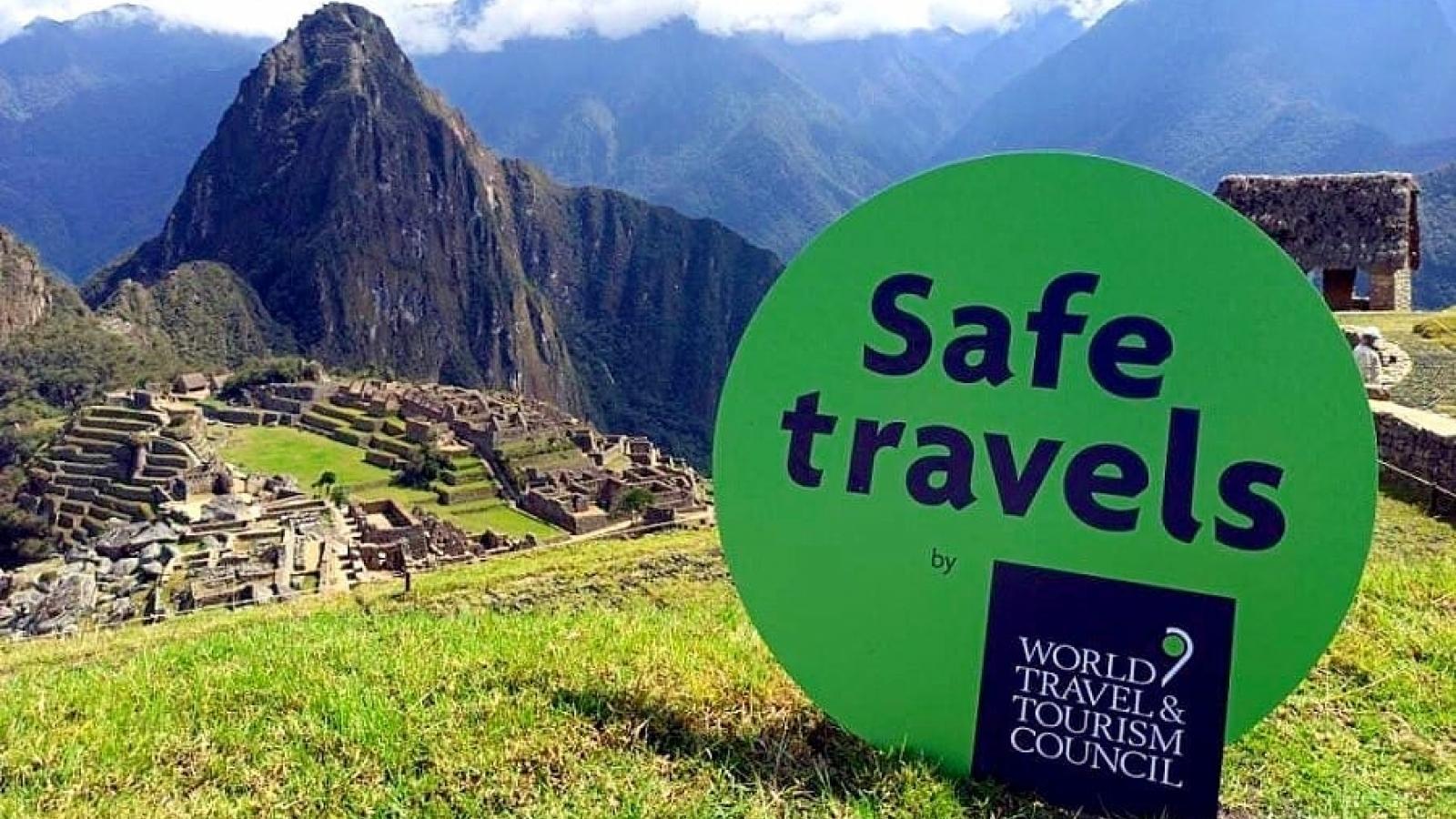 """400 điểm đến trên thế giới đã áp dụng """"Tem du lịch an toàn"""""""