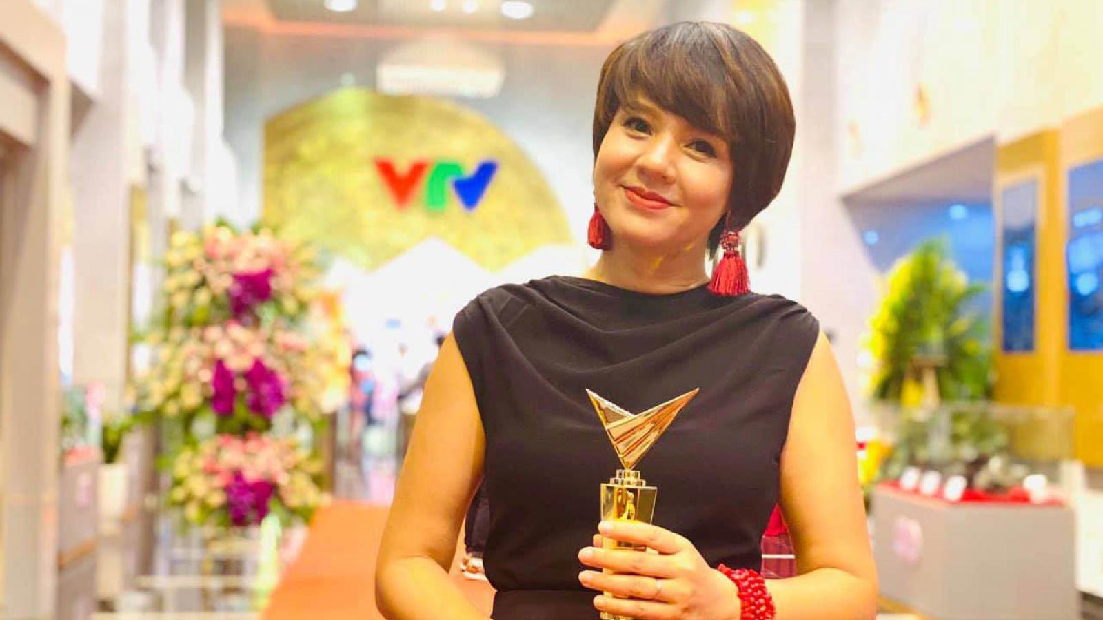 Nhà báo Diễm Quỳnh được bổ nhiệm làm Giám đốc Trung tâm Sản xuất phim truyền hình