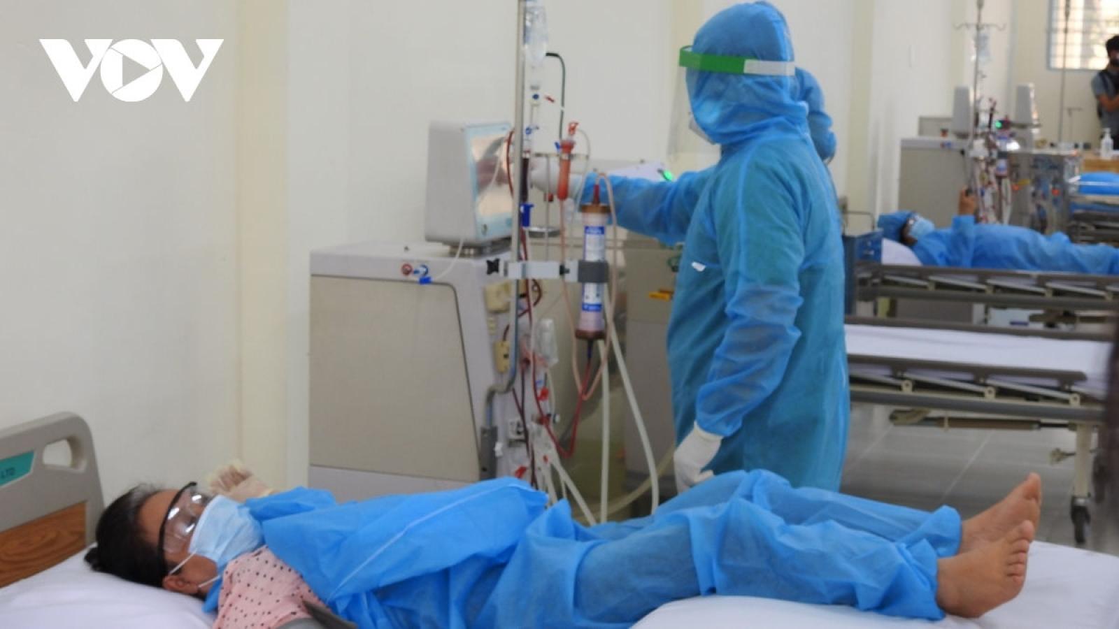 Coronavirus hotspot sees sharp decrease in death rate