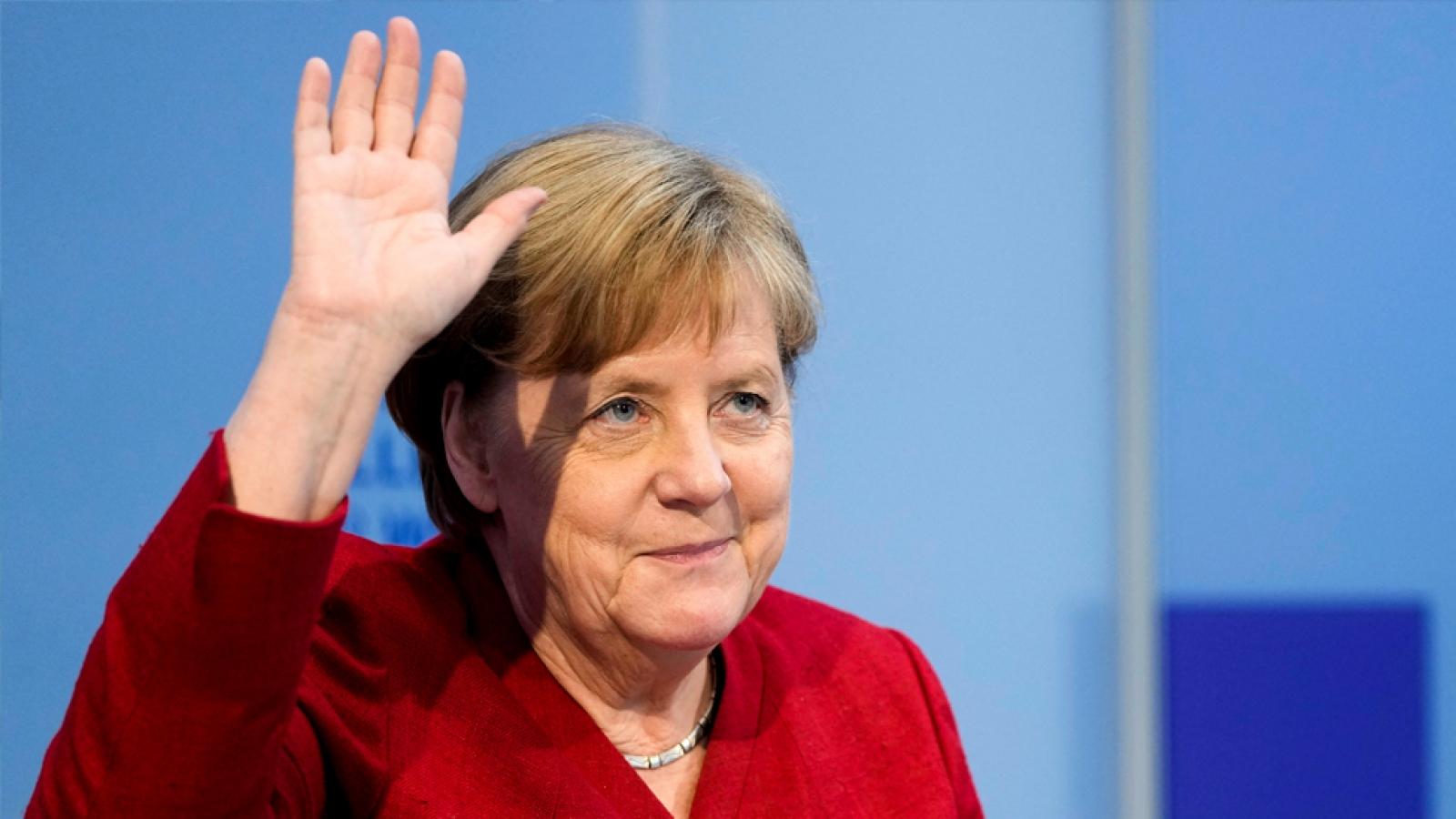 Tình cảm của người dân Đức và châu Âu với Thủ tướng Merkel: Đã đến lúc nói lời tạm biệt