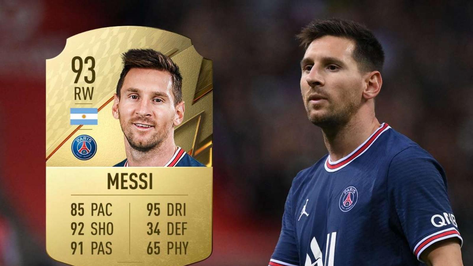 Ai thay thế Messi làm cầu thủ xuất sắc nhất La Liga trong FIFA 22?