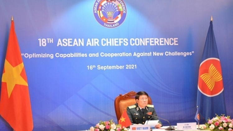 Vietnam attends 18th ASEAN Air Chiefs' Conference