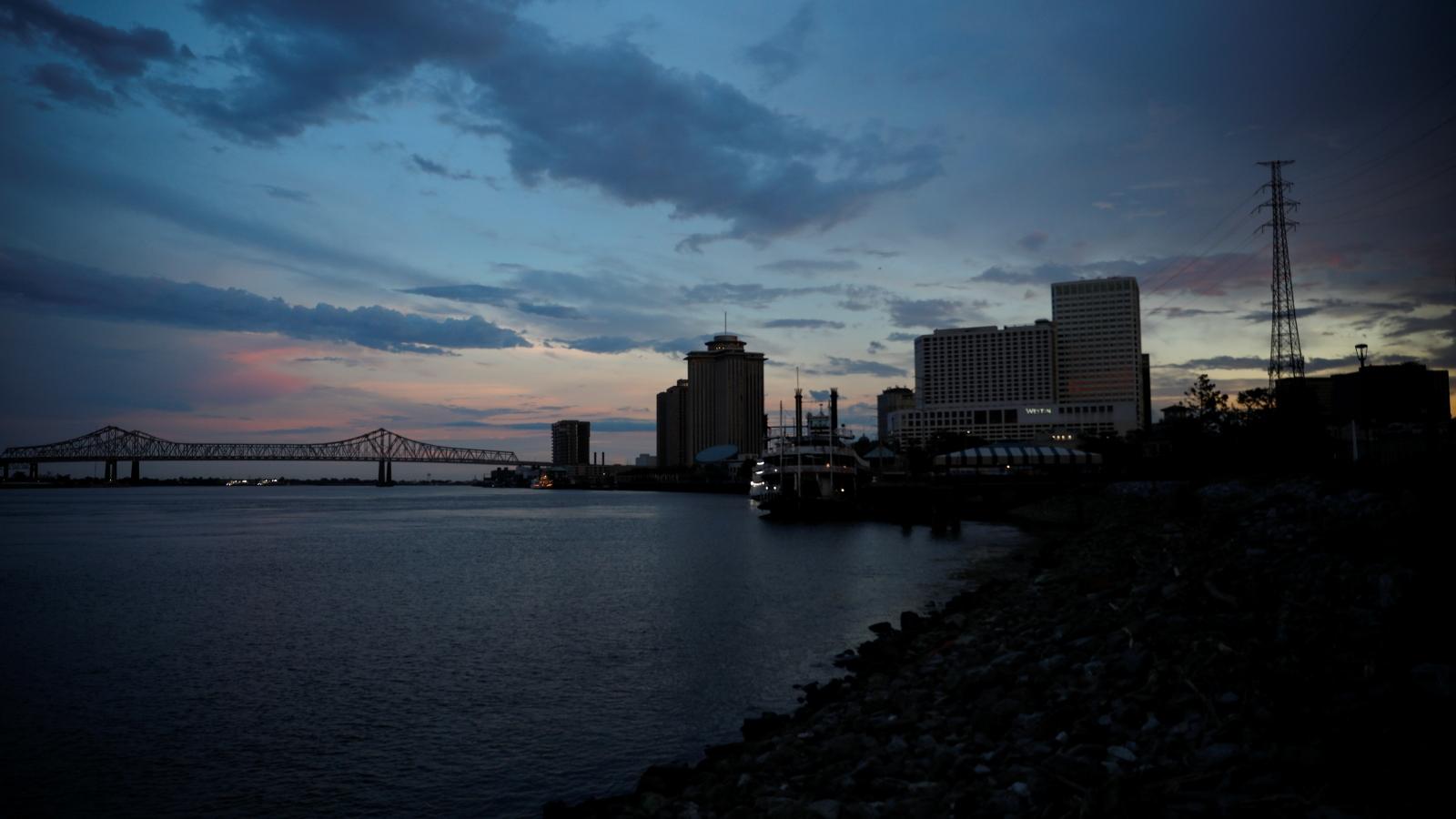 Nửa triệu khách hàng tại bang Louisiana và Mississippi (Mỹ) vẫn chưa có điện