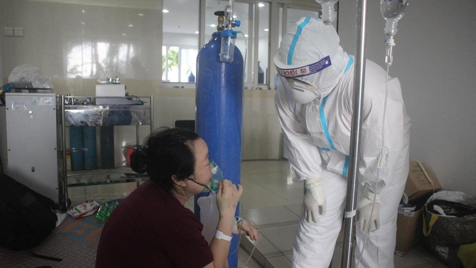 Kỷ lục gần 5.200 bệnh nhân COVID-19 tại TP.HCMxuất viện trong 1 ngày