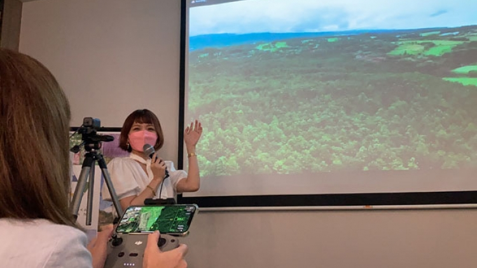 Tour du lịch ảo mới lạ: Tự tay lái drone ngắm cảnh Nhật Bản