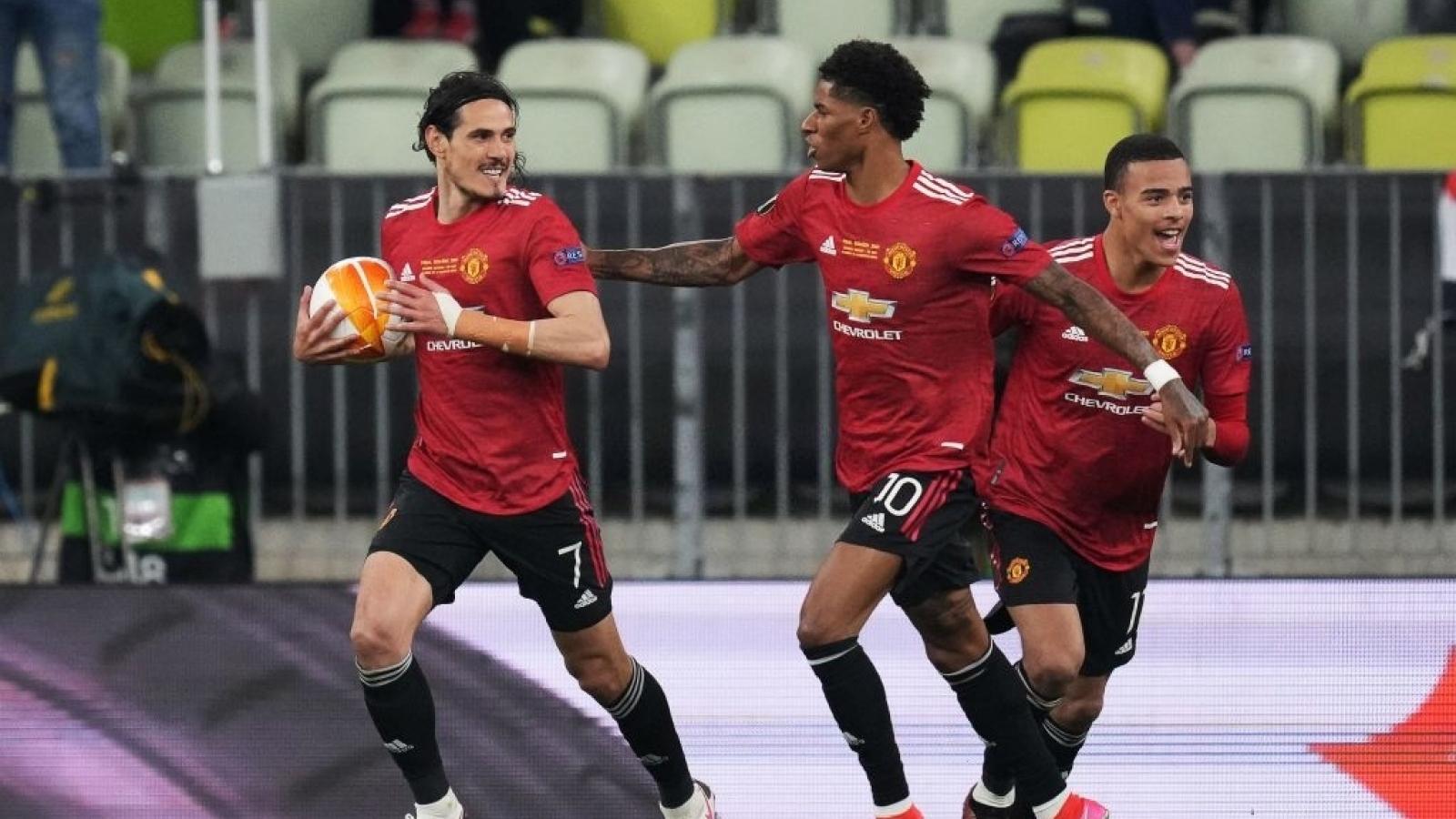 MU mất 3 tiền đạo ở trận gặp West Ham