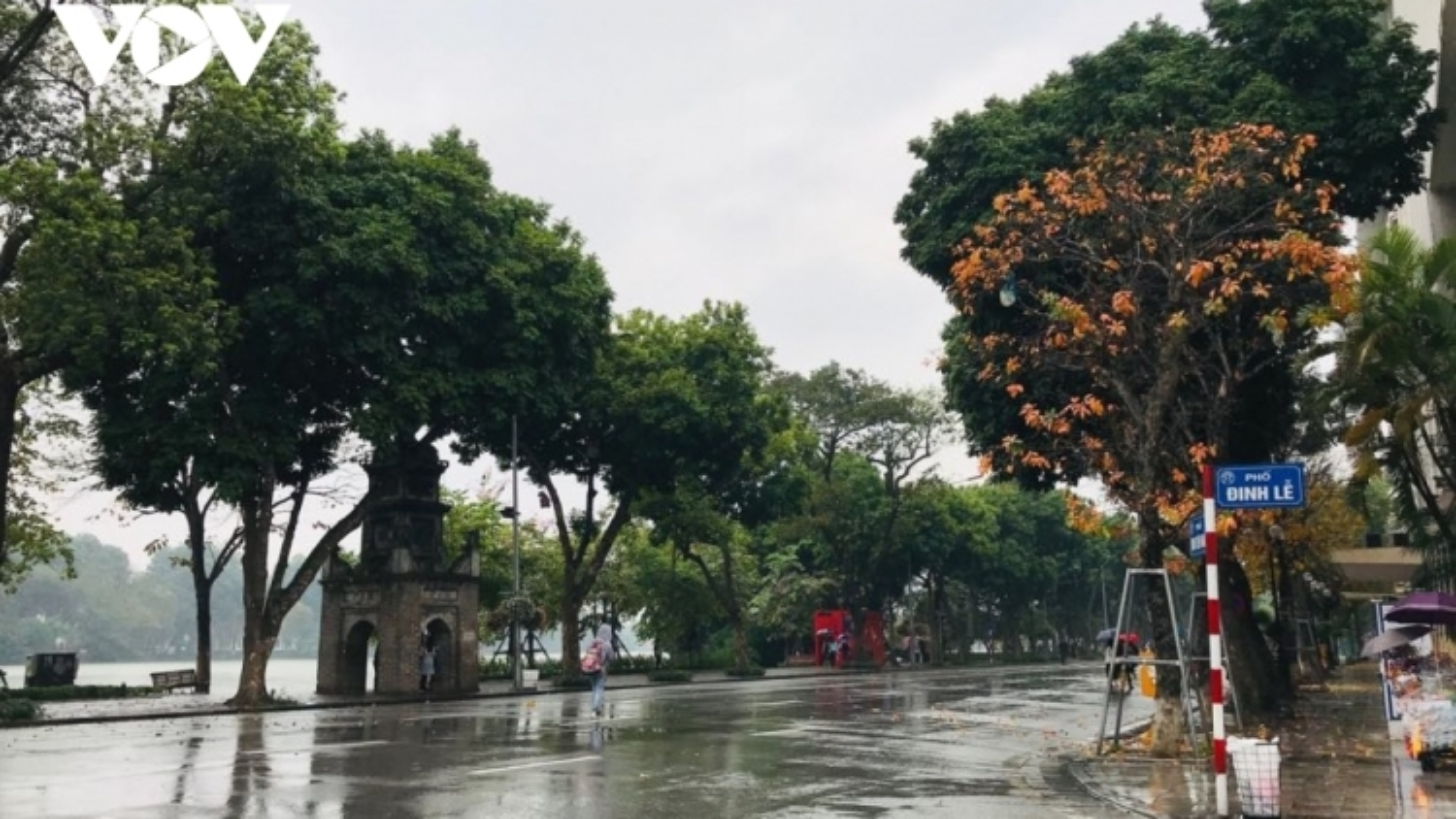 Thời tiết hôm nay 14/9: Hà Nội và các tỉnh phía Bắc có mưa rào, rải rác có dông