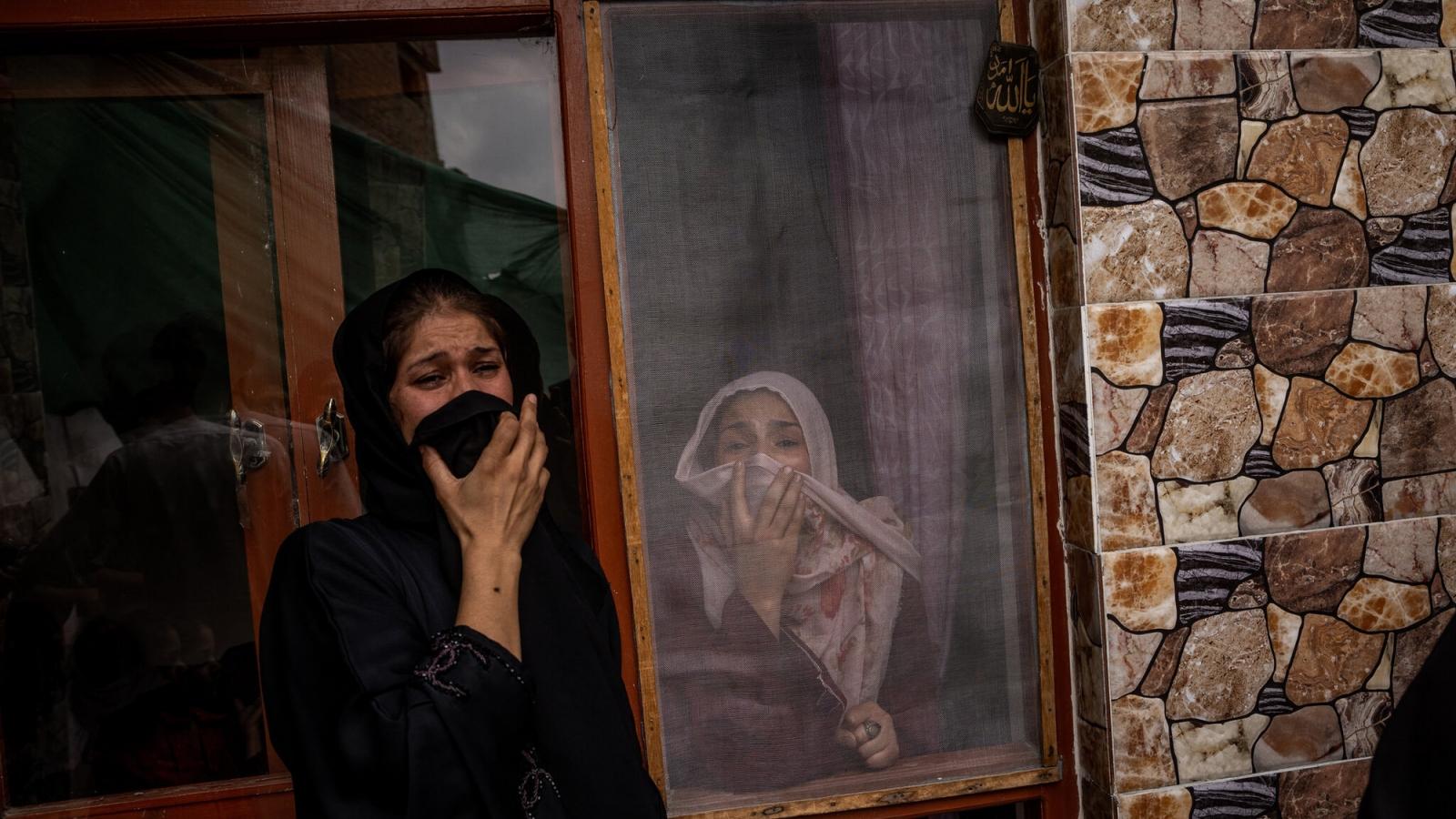 Quân đội Mỹ nhận sai lầm vụ tấn công khiến 10 thường dân Afghanistan thiệt mạng