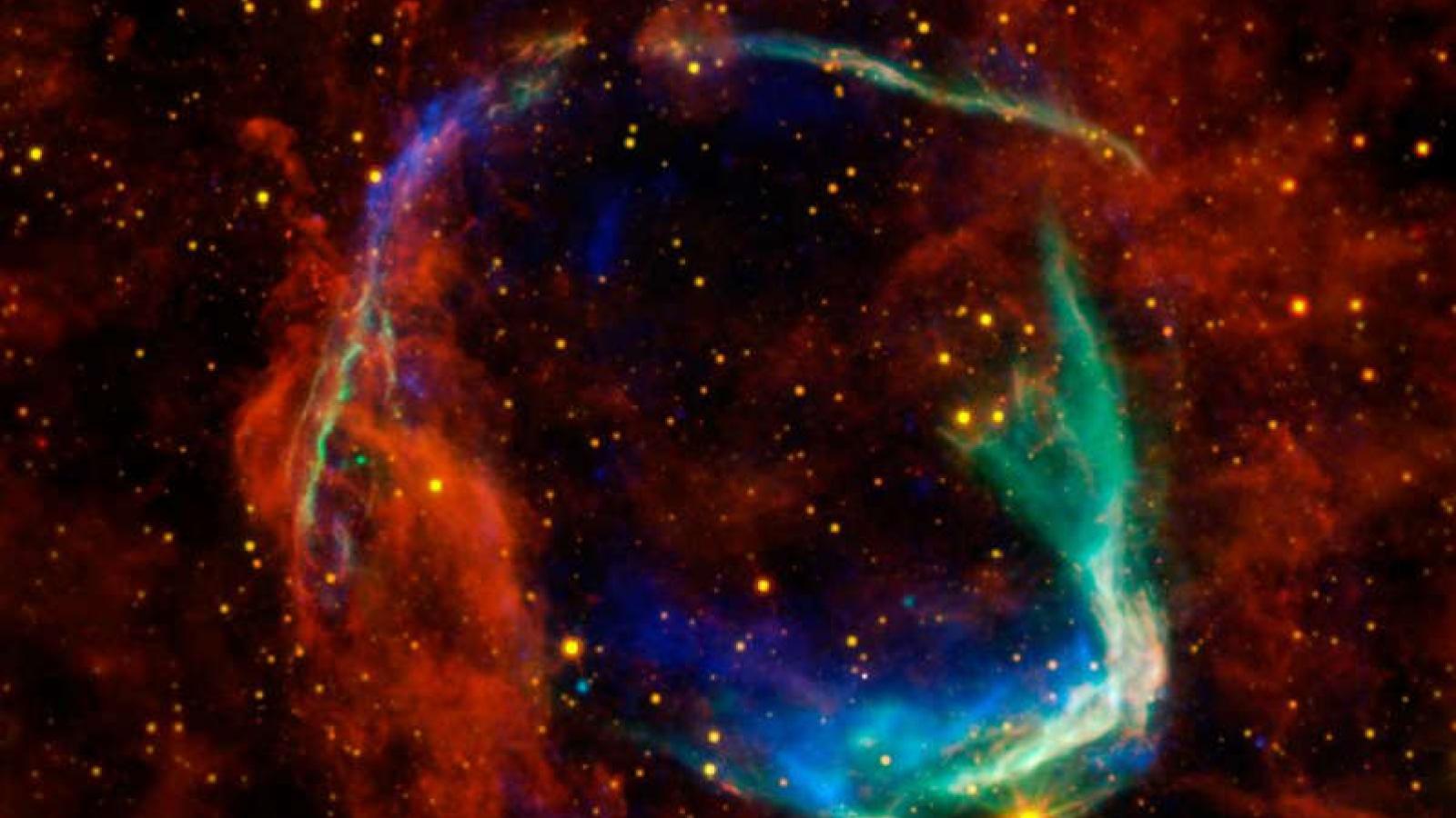 Giải mã vụ nổ siêu tân tinh sáng suốt 185 ngày cách đây gần 900 năm ở Trung Quốc