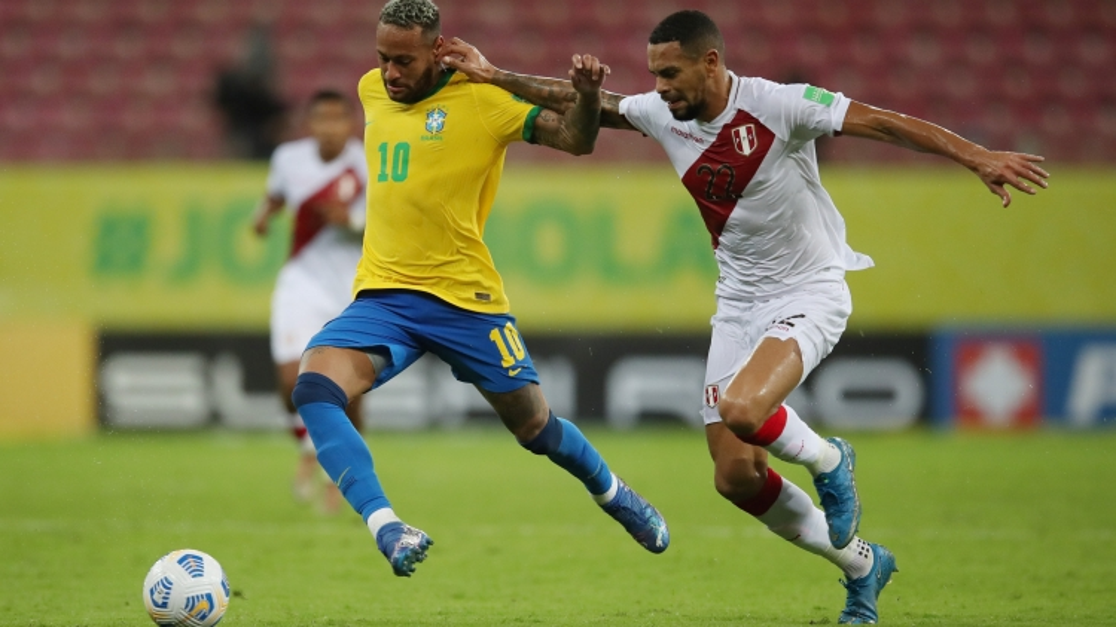 Neymar thăng hoa, Brazil thắng nhẹ Peru tại vòng loại World Cup 2022