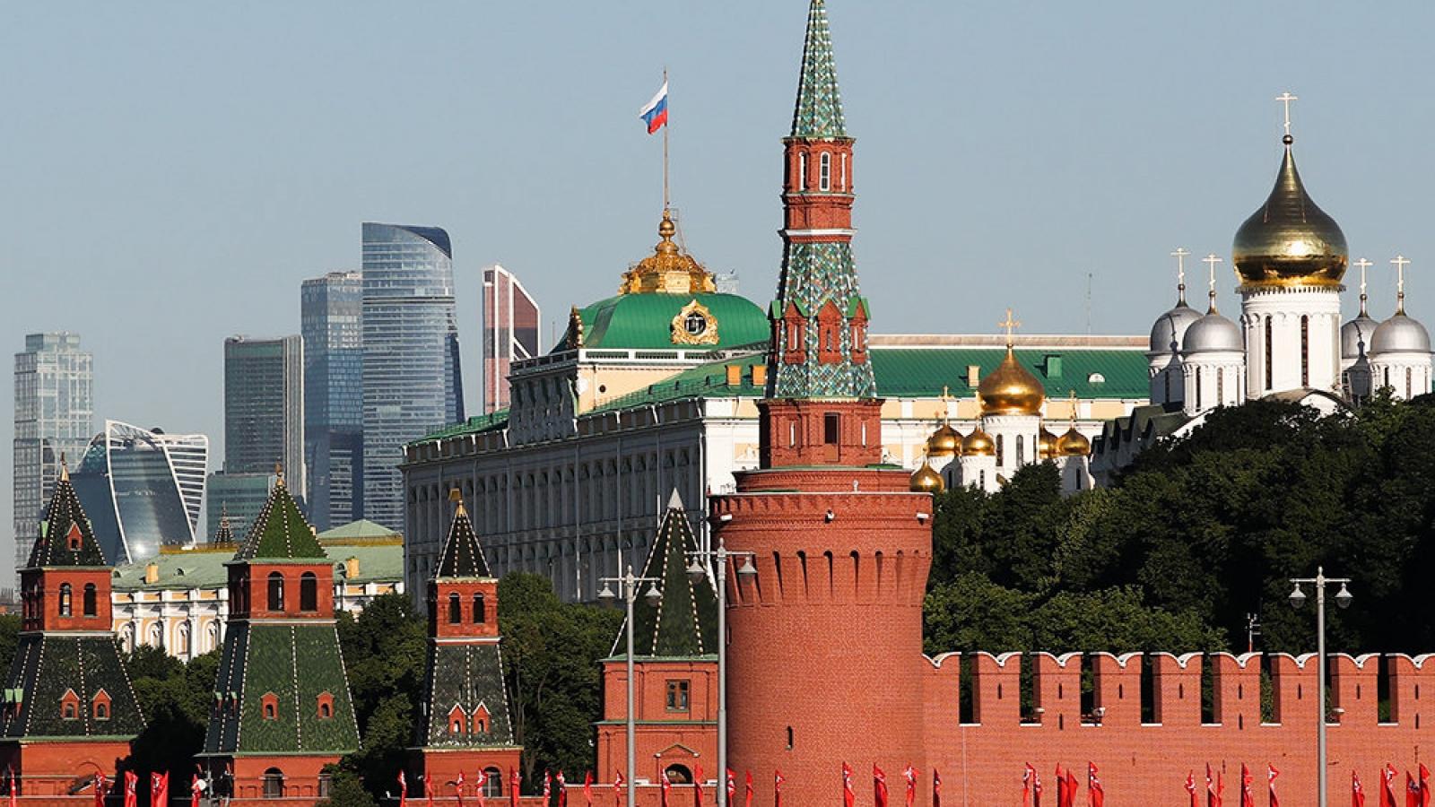 Nga chưa tính đến phương án đóng cửa lại vì Covid-19