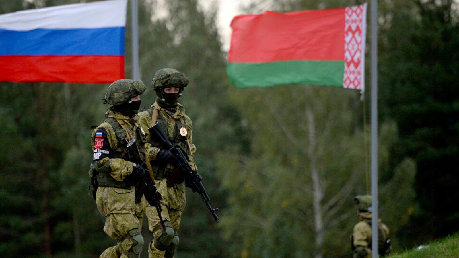 Nga và Belarus tập trận Zapad 2021 trên 14 thao trường, NATO giám sát chặt chẽ