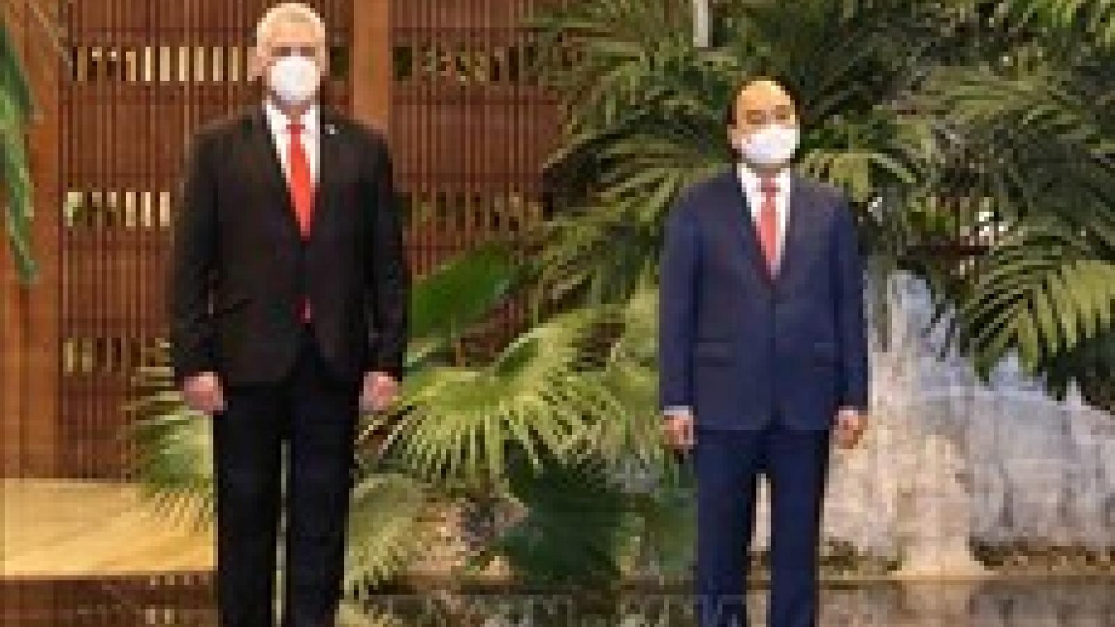 Cuban media spotlight President Nguyen Xuan Phuc's visit