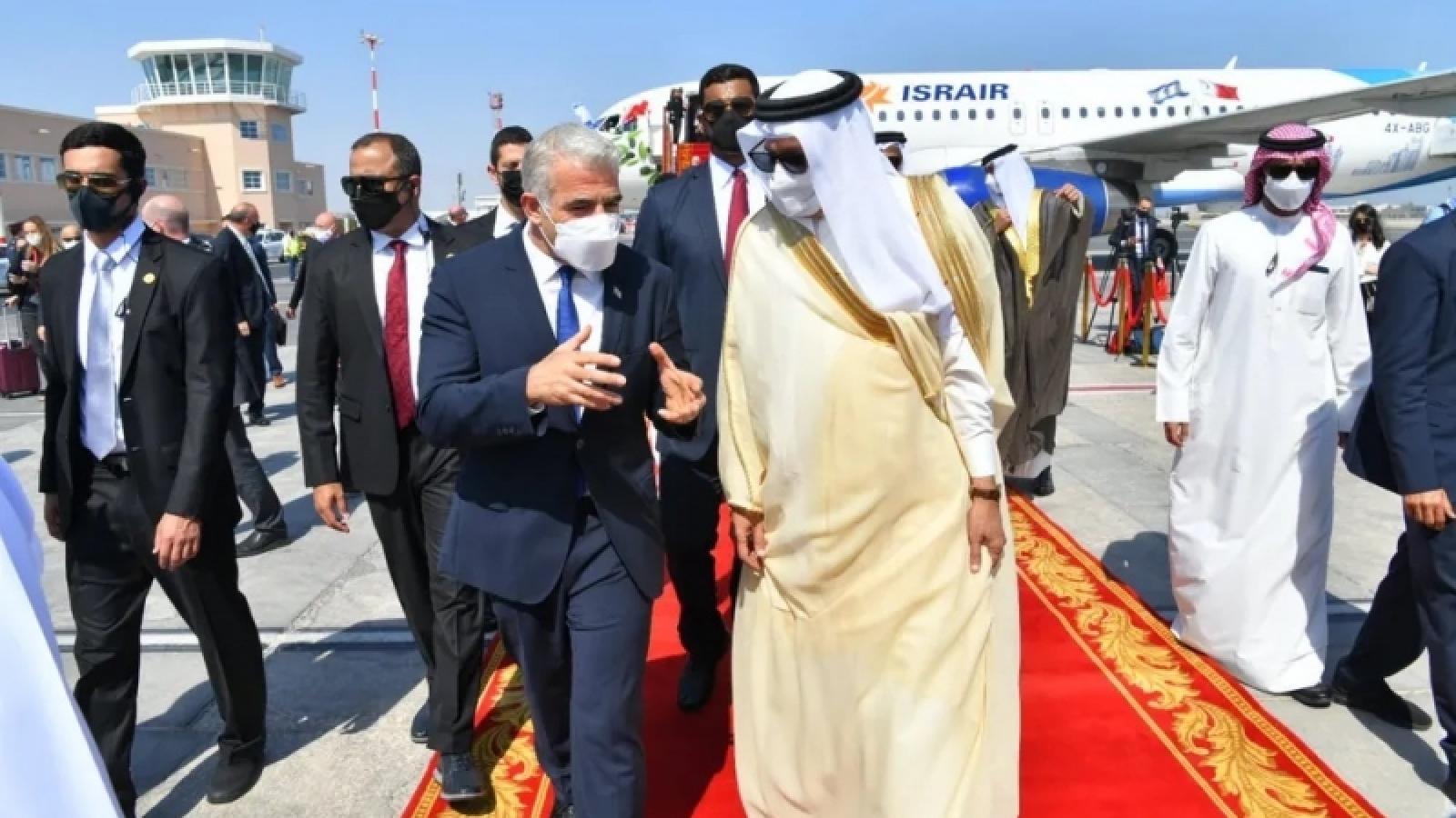 Chuyến thăm lịch sử của Bộ trưởng Ngoại giao Israel đến Bahrain