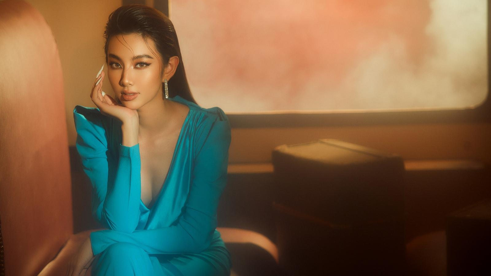 """Miss Grand Vietnam 2021 Thuỳ Tiên """"lột xác"""" trước thềm MGI 2021"""