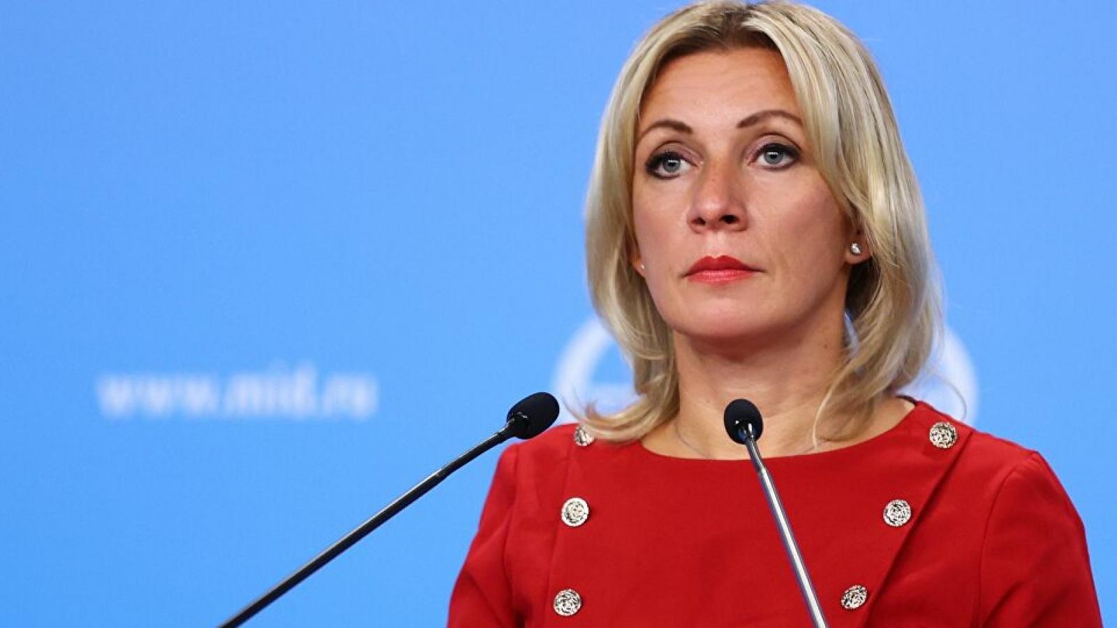 Nga yêu cầu Séc cung cấp thông tin chi tiết về vụ bắt giữ công dân Nga