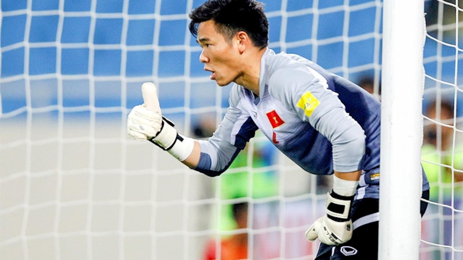 Thầy Park bất ngờ gọi bổ sung thủ môn Nguyên Mạnh lên ĐT Việt Nam