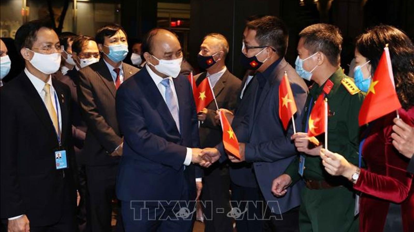 Chủ tịch nước dự khai mạc Phiên thảo luận chung cấp cao Đại hội đồng LHQ