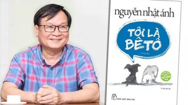 """Nguyen Nhat Anh's """"Toi la Beto"""" book to be published in RoK"""