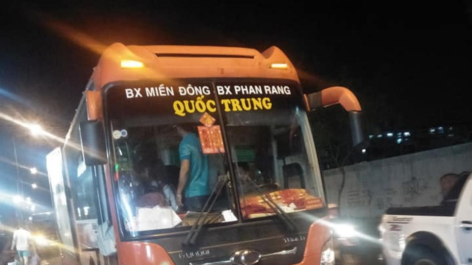 Ninh Thuận bắt tạm giam tài xế làm lây lan dịch
