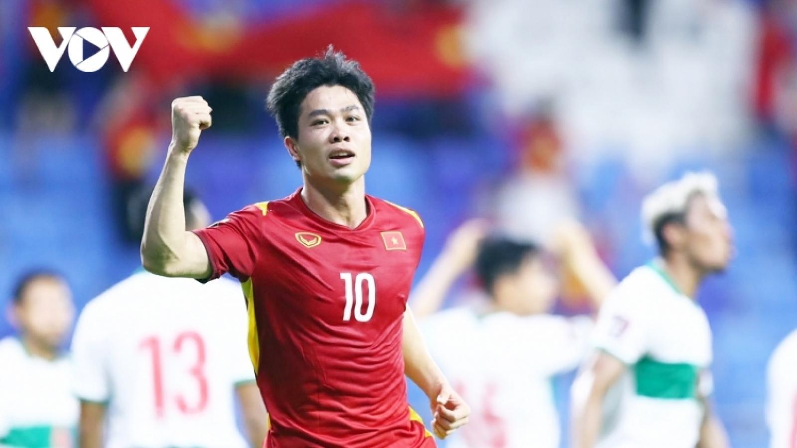 Vietnam drop three notches in latest FIFA rankings