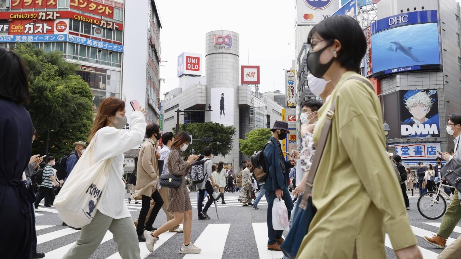 Nhật Bản dự định nới lỏng các hạn chế chống dịch Covid-19 vào tháng 11