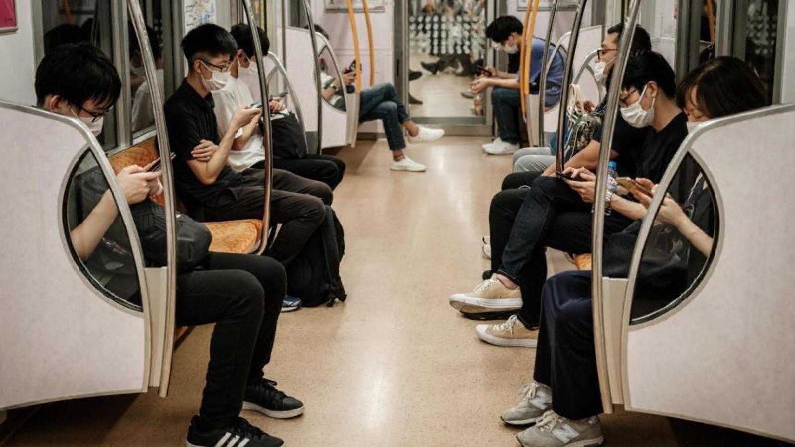 """Nhật Bản đang lo """"lép vế"""" về công nghệ"""
