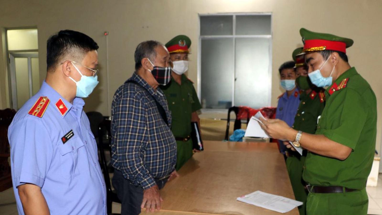 Bắt vợ chồng giám đốc và trưởng ban quản lý khu đô thị Minh Khang ở Nghệ An