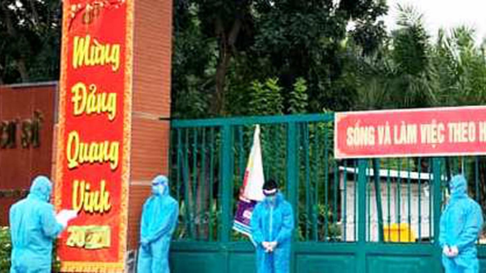 Nóng 24h: Hành hung dân quân khi bị nhắc nhở việc ăn nhậu ở khu cách ly
