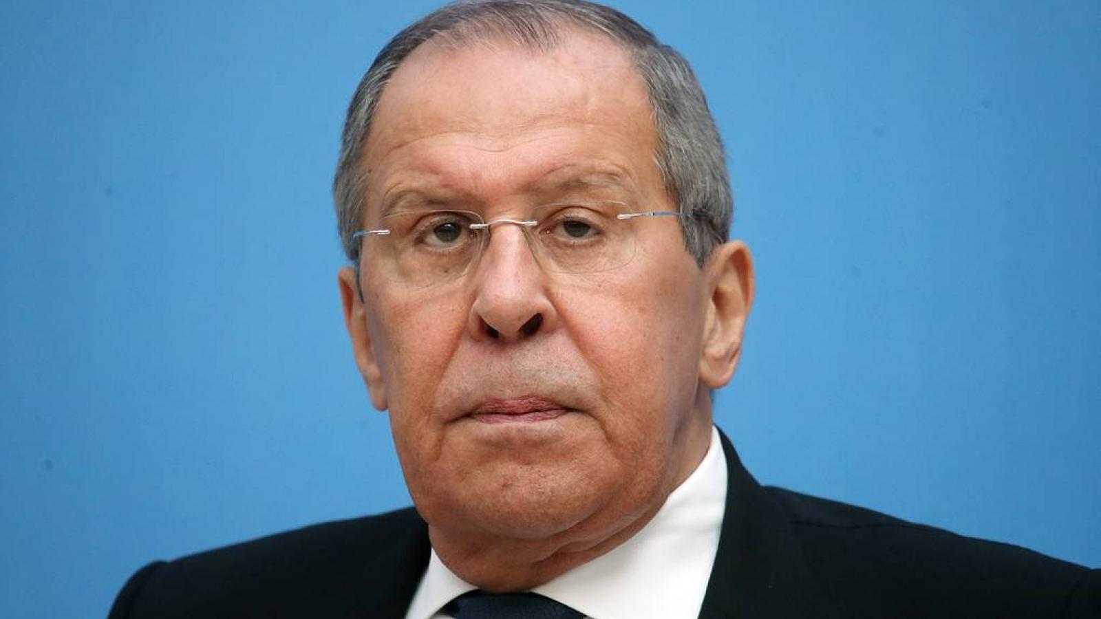 """Đối thoại giữa Nga và Mỹ về các vấn đề nhân sự ngoại giao đang """"dậm chân tại chỗ"""""""