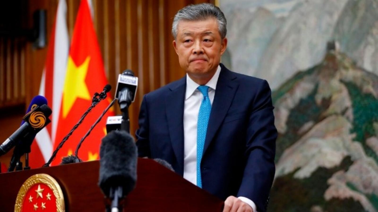 Trung Quốc và Nhật Bản điện đàm bàn về vấn đề bán đảo Triều Tiên